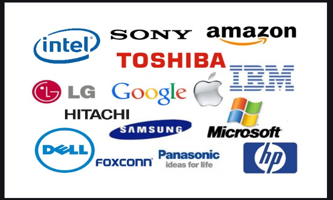biggest tech companies in the world